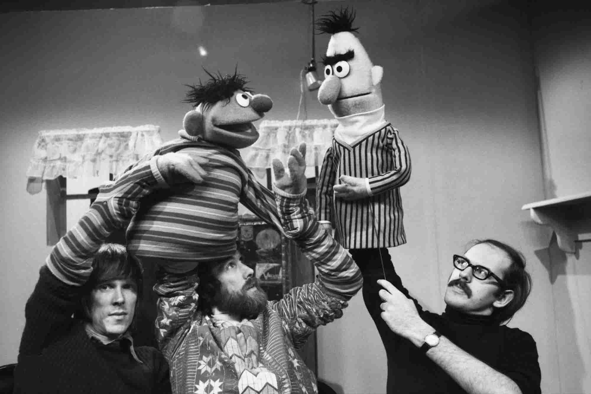 Frank Oz Reveals Jim Henson's Creative and Inspiring Leadership Secrets