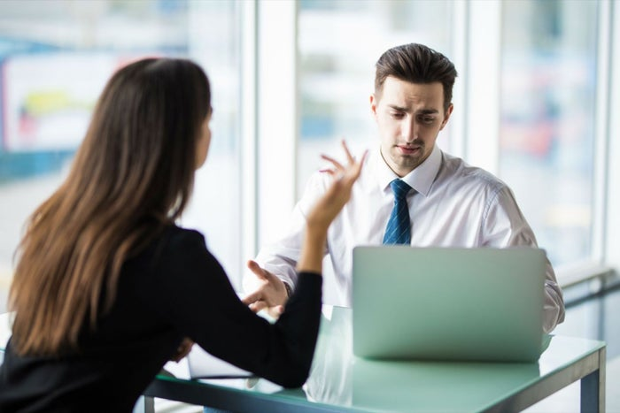 Get Better At Difficult Conversations By Aligning Your Behavior With What You Want