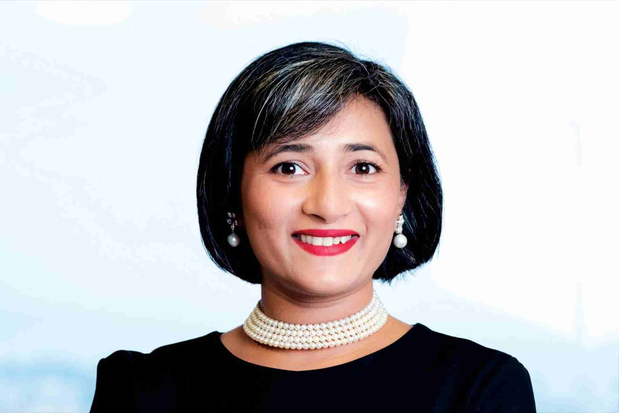 The Woman Behind 'Frooti' Shares What Keeps Her Going So Strong