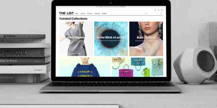 Luxury E-Commerce Platform The List Raises US$1.7 Million In Seed Round