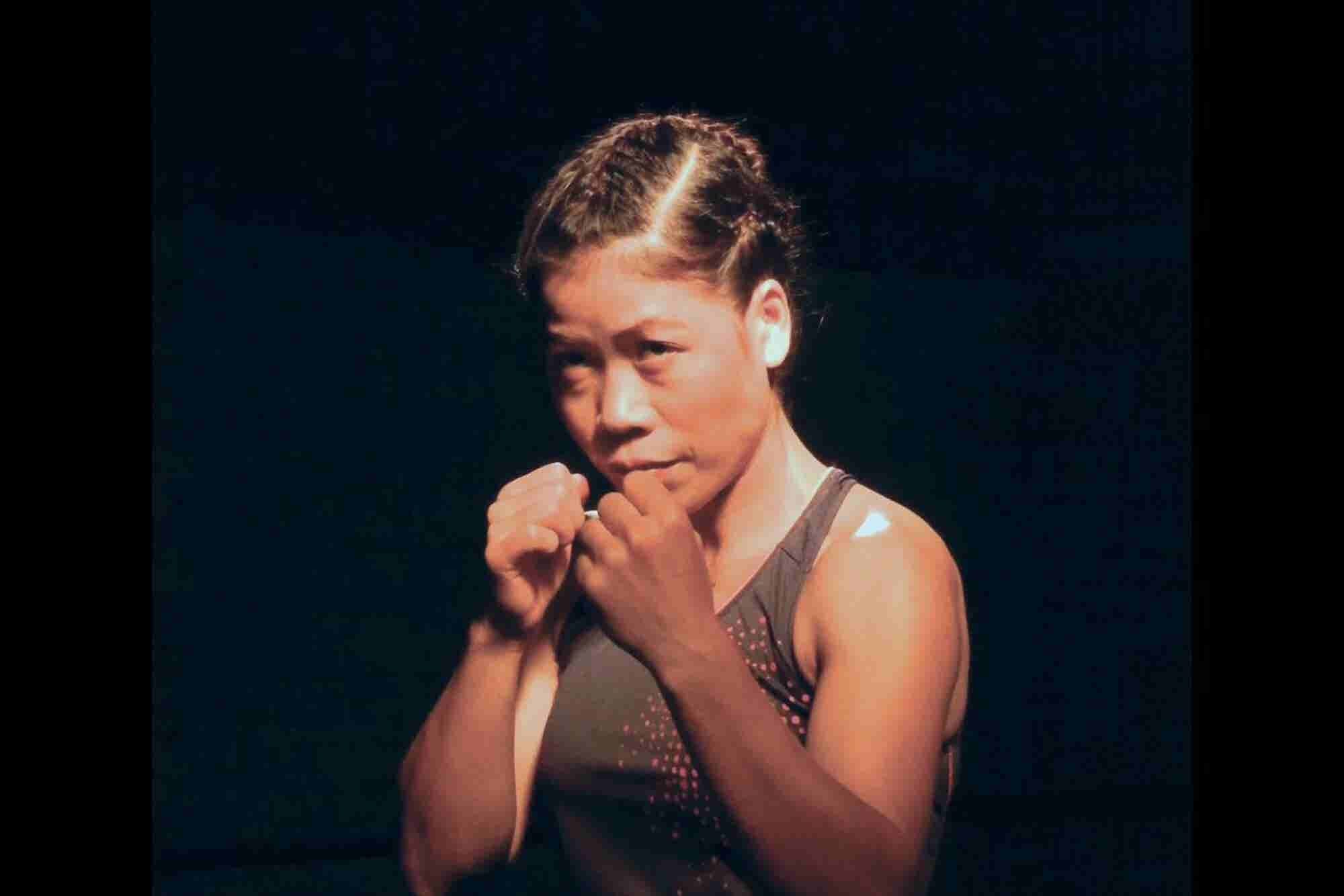 The Travails and Aspirations of India's Finest Woman Boxer- Mary Kom