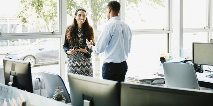 An Accountability Partner Makes You Vastly More Likely to Succeed