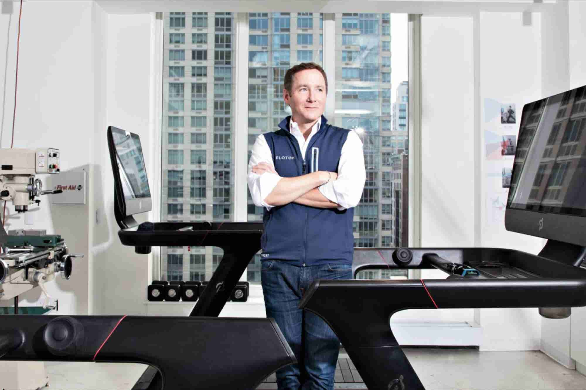 Peloton Unveiled a $4,000 Treadmill -- and Everything Is Riding on It
