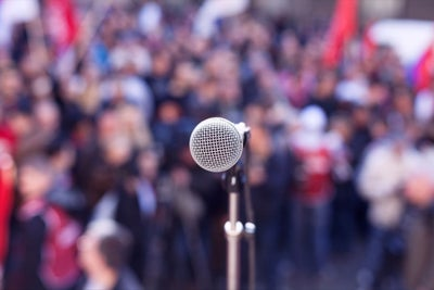 Entrepreneurs Shouldn't Discuss Political Issues, Right? Not So Fast,...