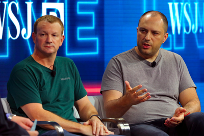The Co-Founder of Whatsapp, Which Is Owned by Facebook, Tweets '#delet...