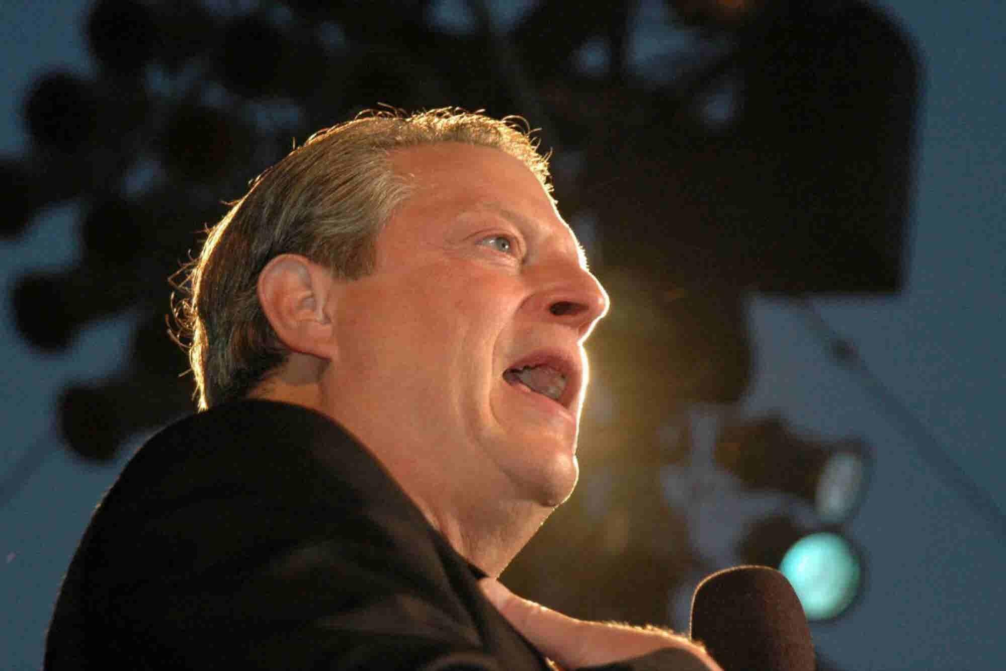 Al Gore entrenará activistas por segunda vez en México