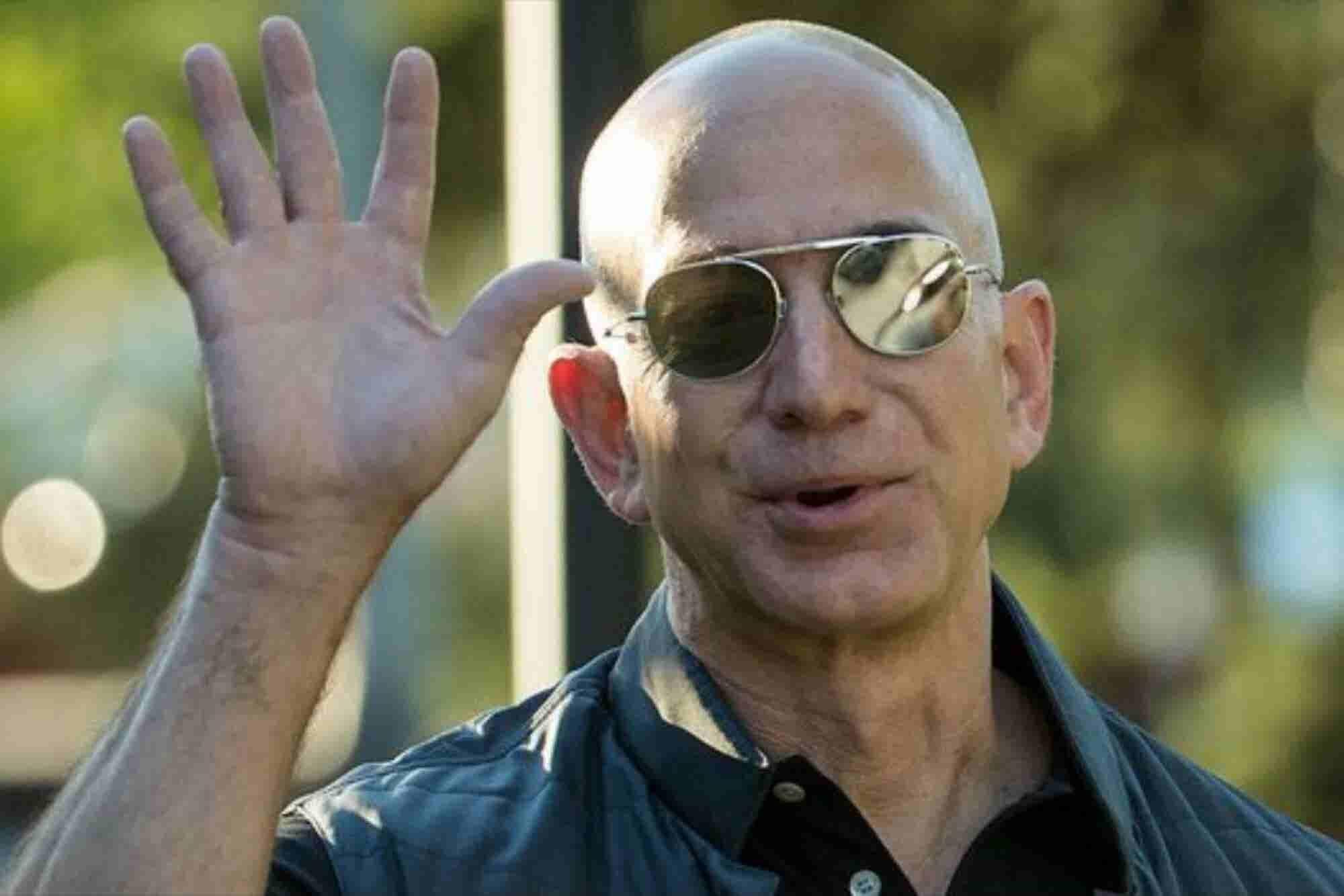 Este es el secreto de Jeff Bezos para ser el hombre más rico del mundo