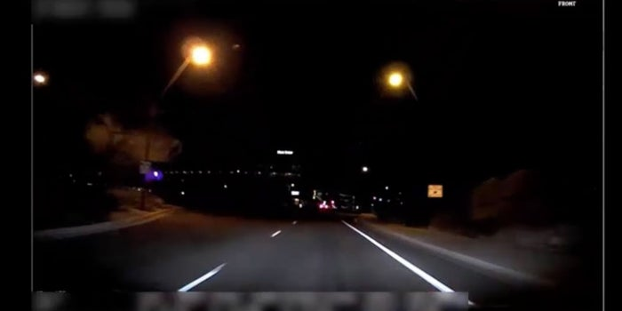 Police Release Footage From Fatal Uber Self-Driving Car Crash