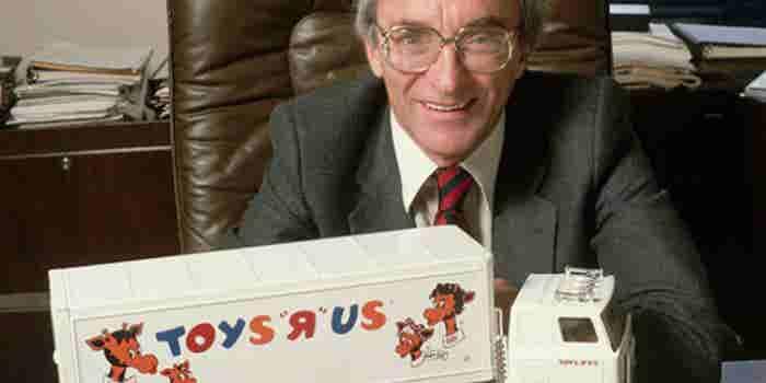 Fallece Charles Lazarus, fundador de Toys R Us