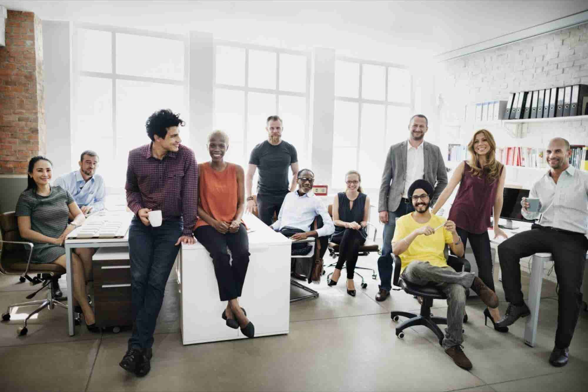 How Workplace Design Can Drive Happiness And Productivity