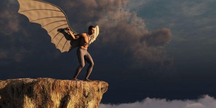 Seth Godin desenmascara 'El engaño de Ícaro'