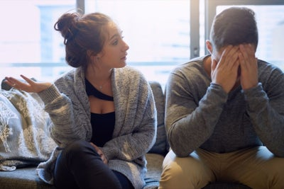 Ask the Relationship Expert: 'I Lied to My Girlfriend and She Found Ou...