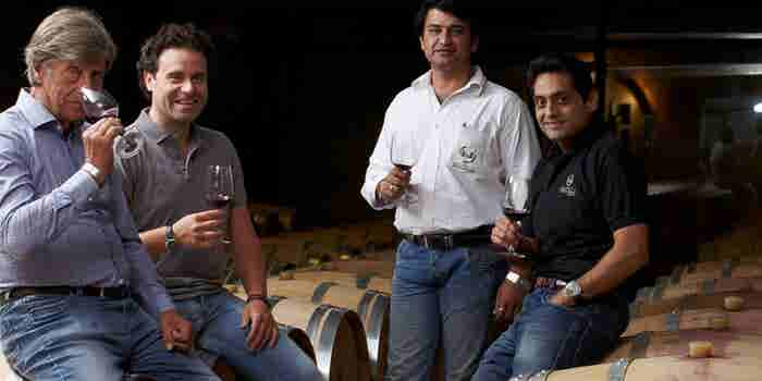 This Indo-Italian Wine Maker is Going Global