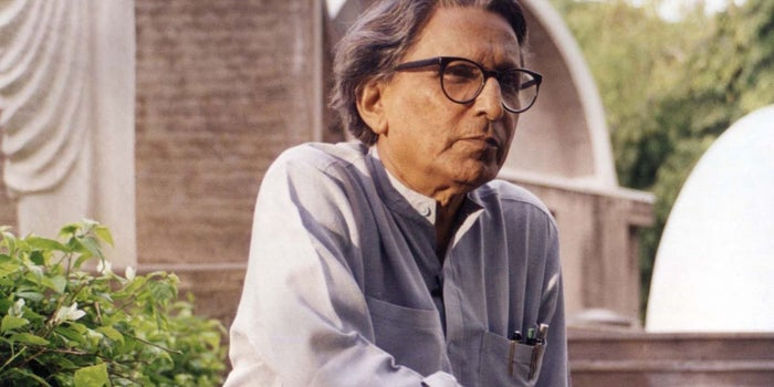 Meet the Indian Architect Who Brought Home the Pritzker Prize