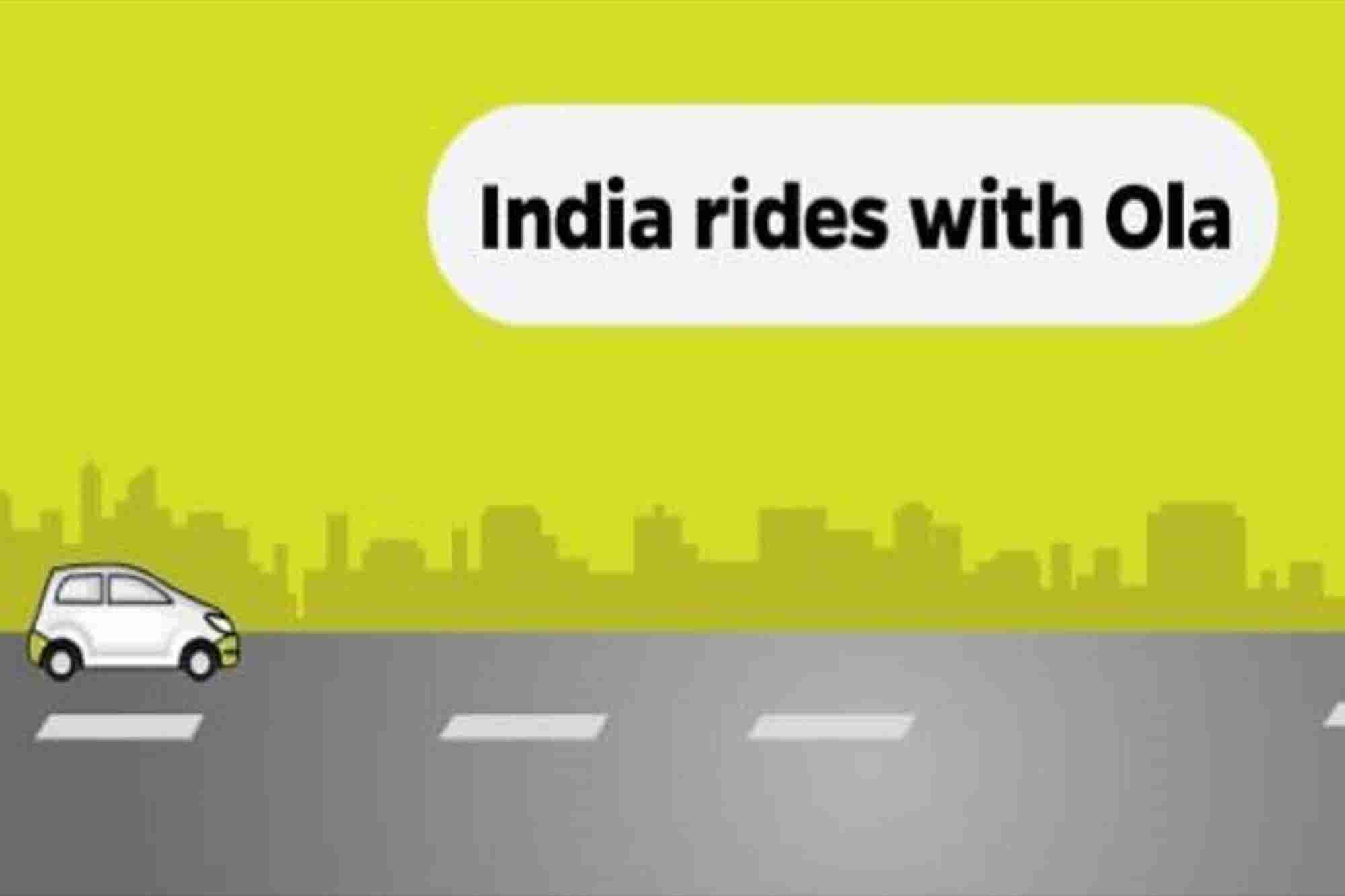 Can Ola Beat Uber on the Indian Roads?