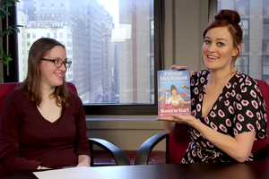 Hilarious YouTuber Mamrie Hart Shares Her Top Creativity Tips