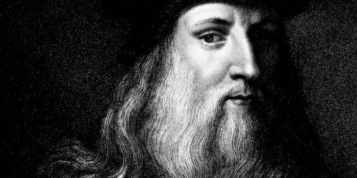 9 frases de Leonardo da Vinci para acercarte a la genialidad