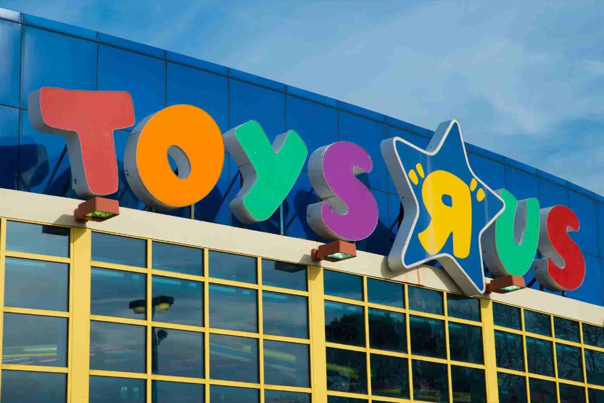 Tras la quiebra Toys 'R' subastará también su nombre