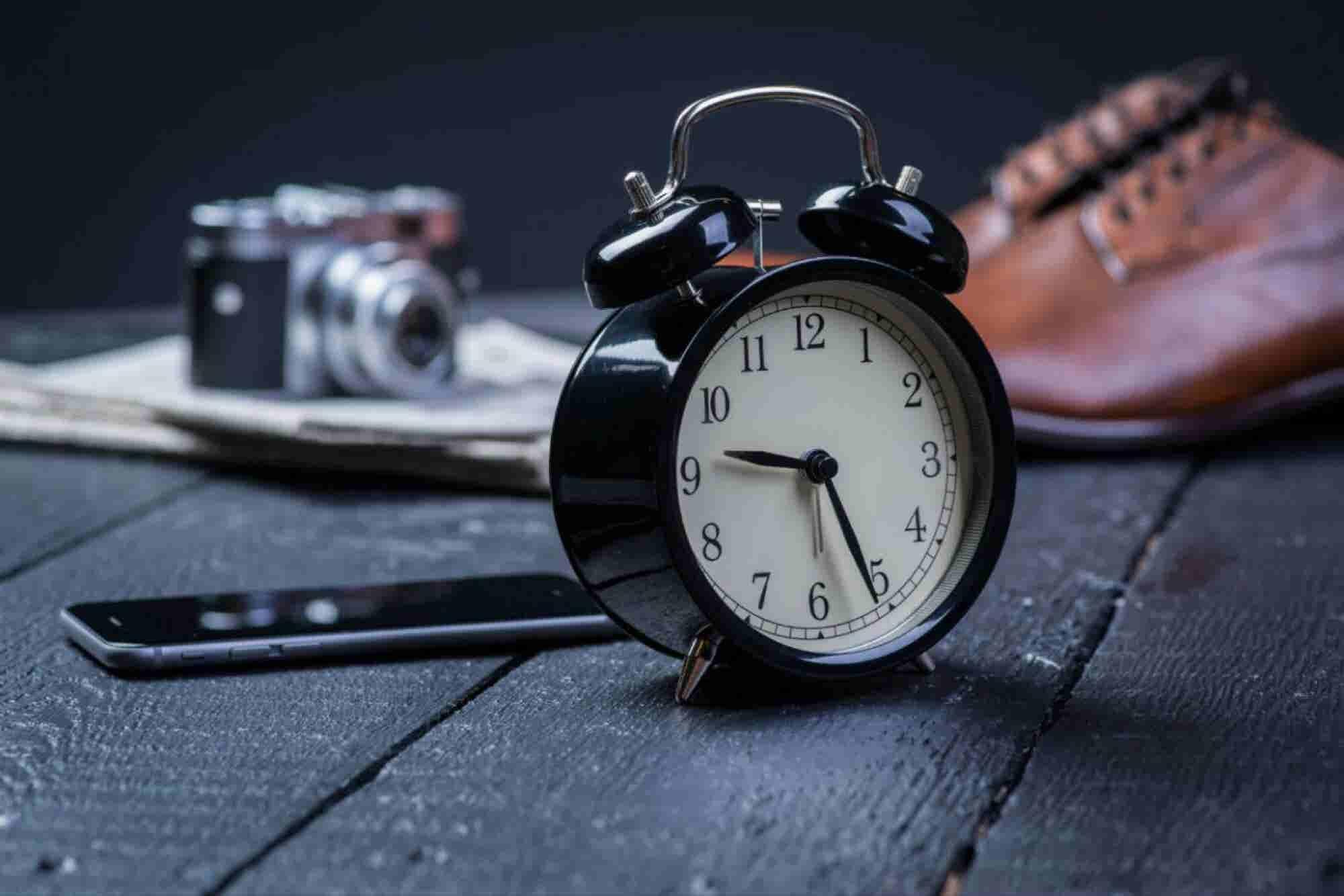 2 pasos para administrar tu tiempo