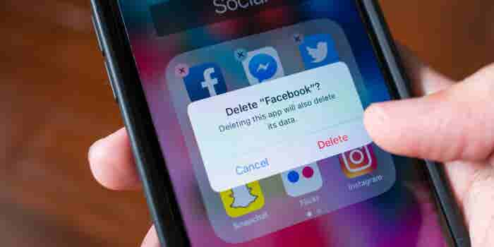 Here's How to Download and Delete Your Facebook Data