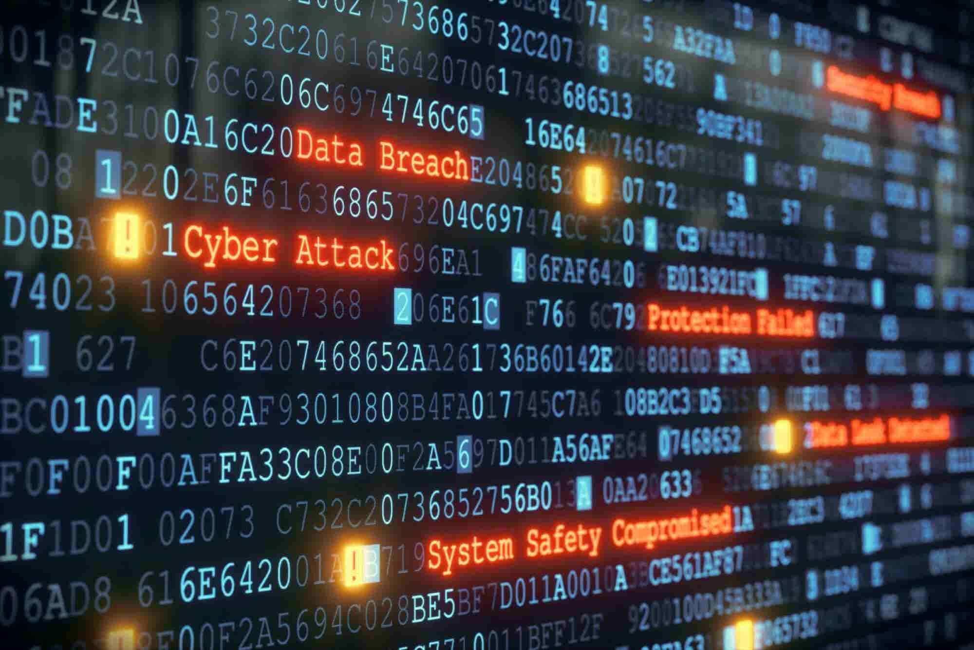 No One Is Safe From the Data Breach Epidemic (Infographic)