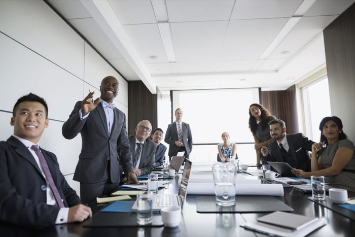 Bored With Your Boardroom? Diversify.