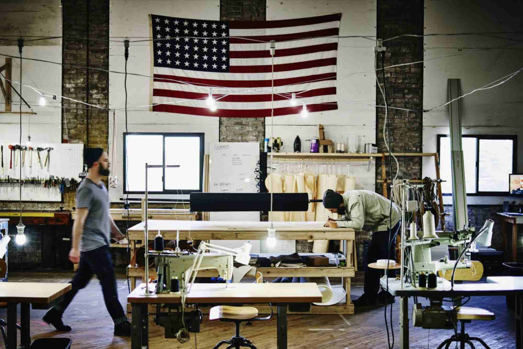 Don't Wait for the Government: Entrepreneurs Are Keeping America Great