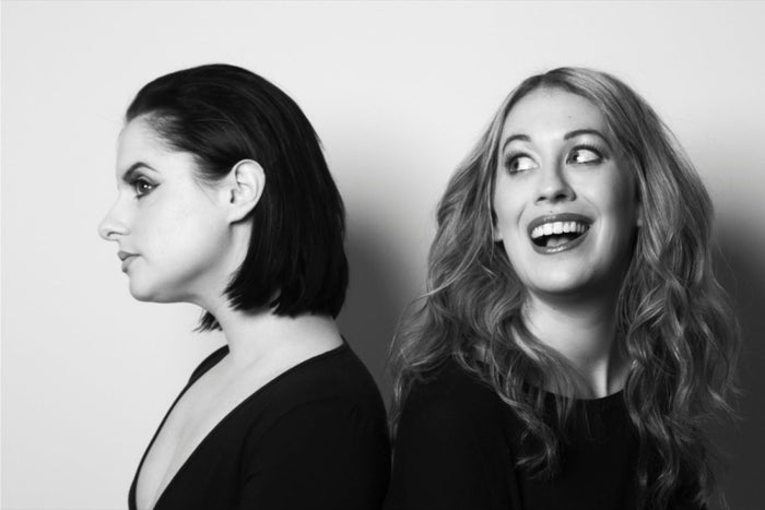How 2 Almost-Strangers Formed a Booming Creative Partnership, and the Podcast 'Guys We F*cked'