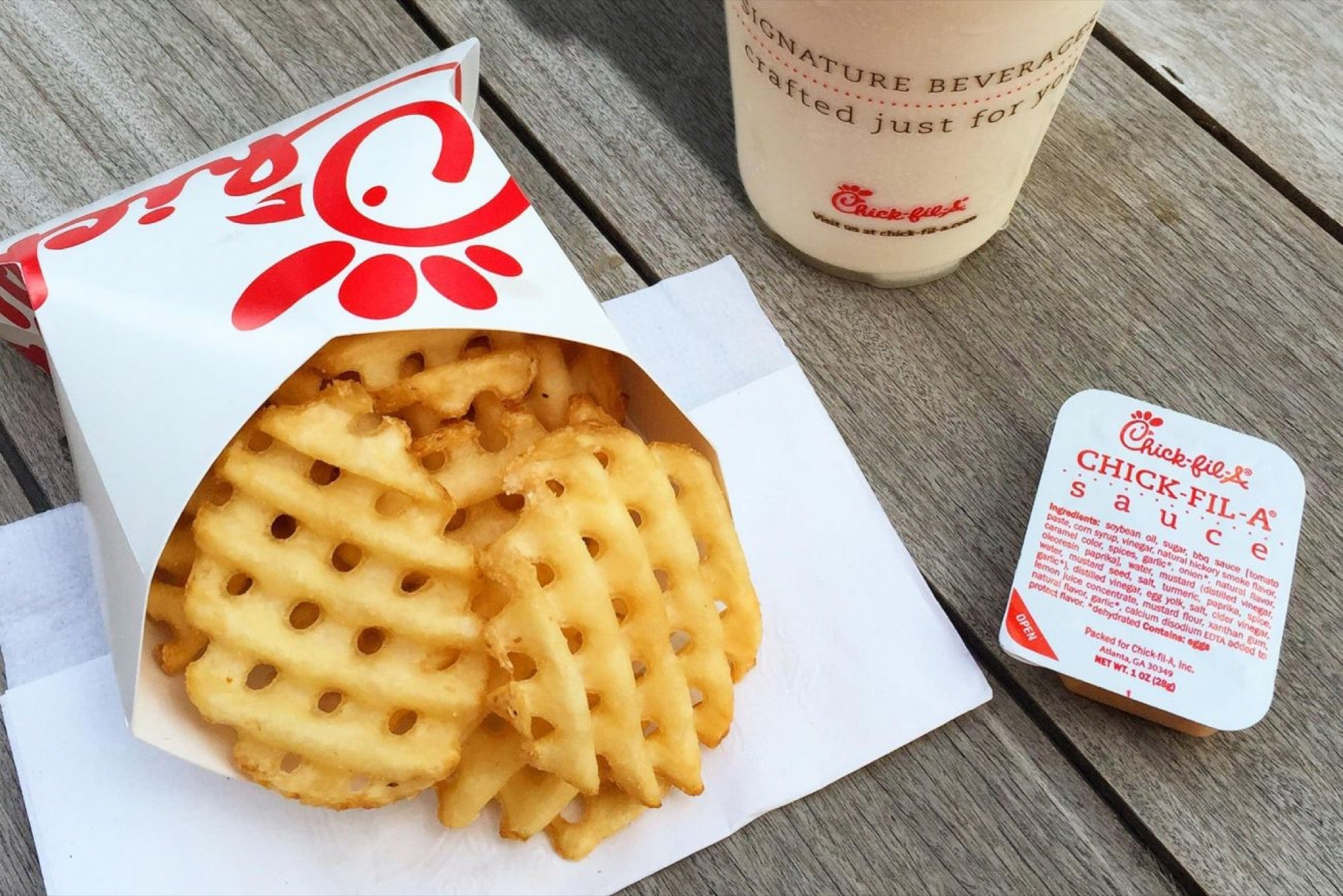 photograph regarding Chick Fil a Printable Applications titled 25 Intriguing Information By yourself Must Understand In excess of Chick-fil-A