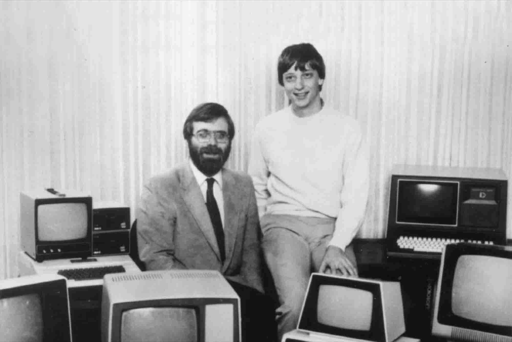 10 Amazing Moments in Microsoft's History, From Its Founding to Deskto...
