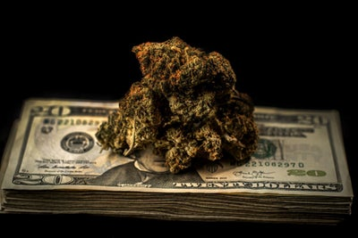 Study Warns Sky-High Marijuana Taxes Drive Consumers Back to the Black...