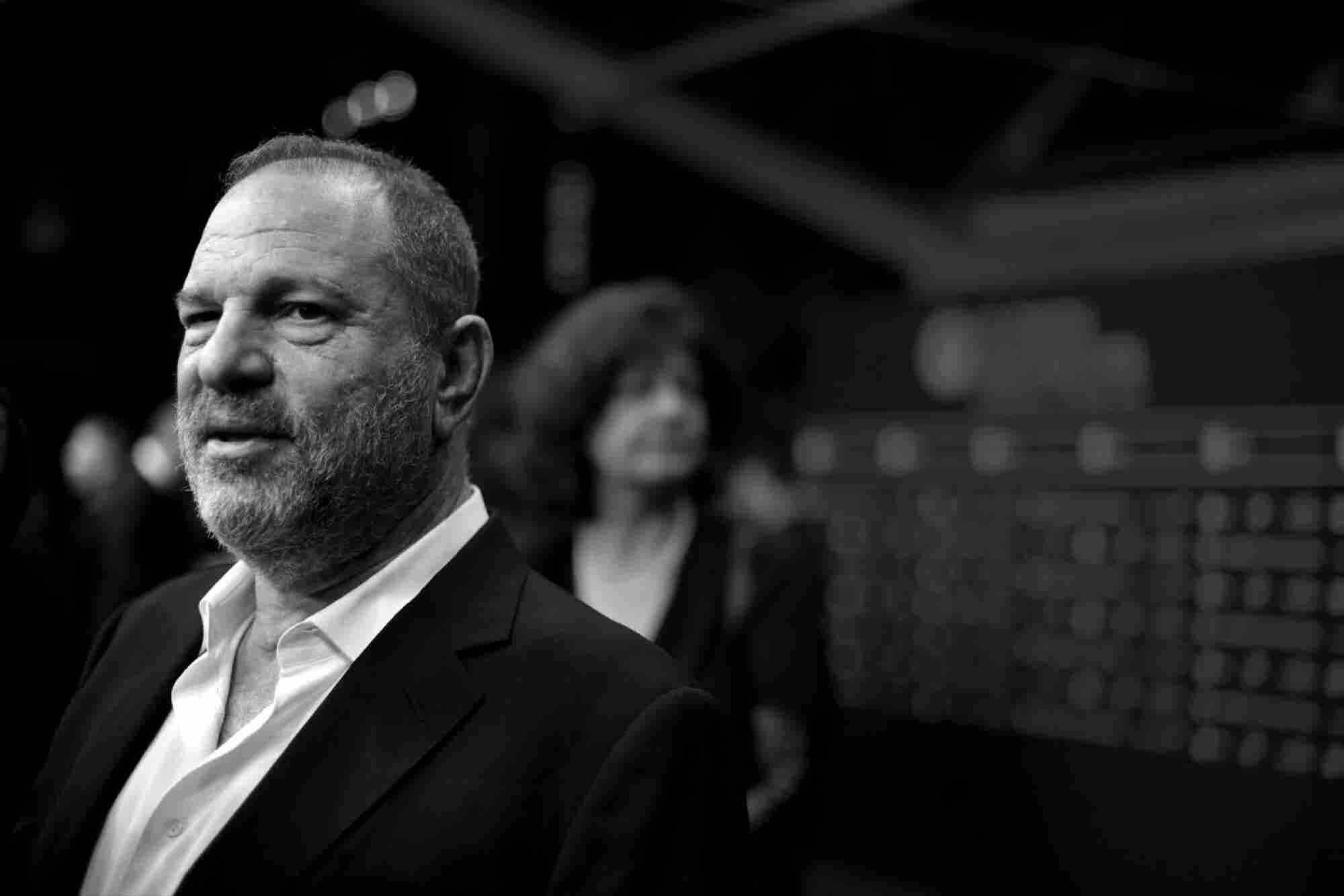 The 'Harvey Weinstein' Problem Need Not Be a Death Sentence for Companies