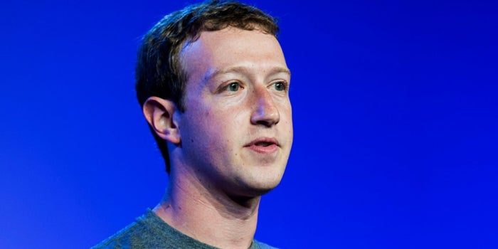 Mark Zuckerberg Says There's No Quick Fix for Facebook's Issues