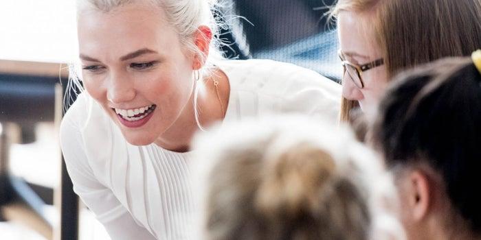 816d2d3c6073c58 Model and Entrepreneur Karlie Kloss Shares the Importance of Always Learning