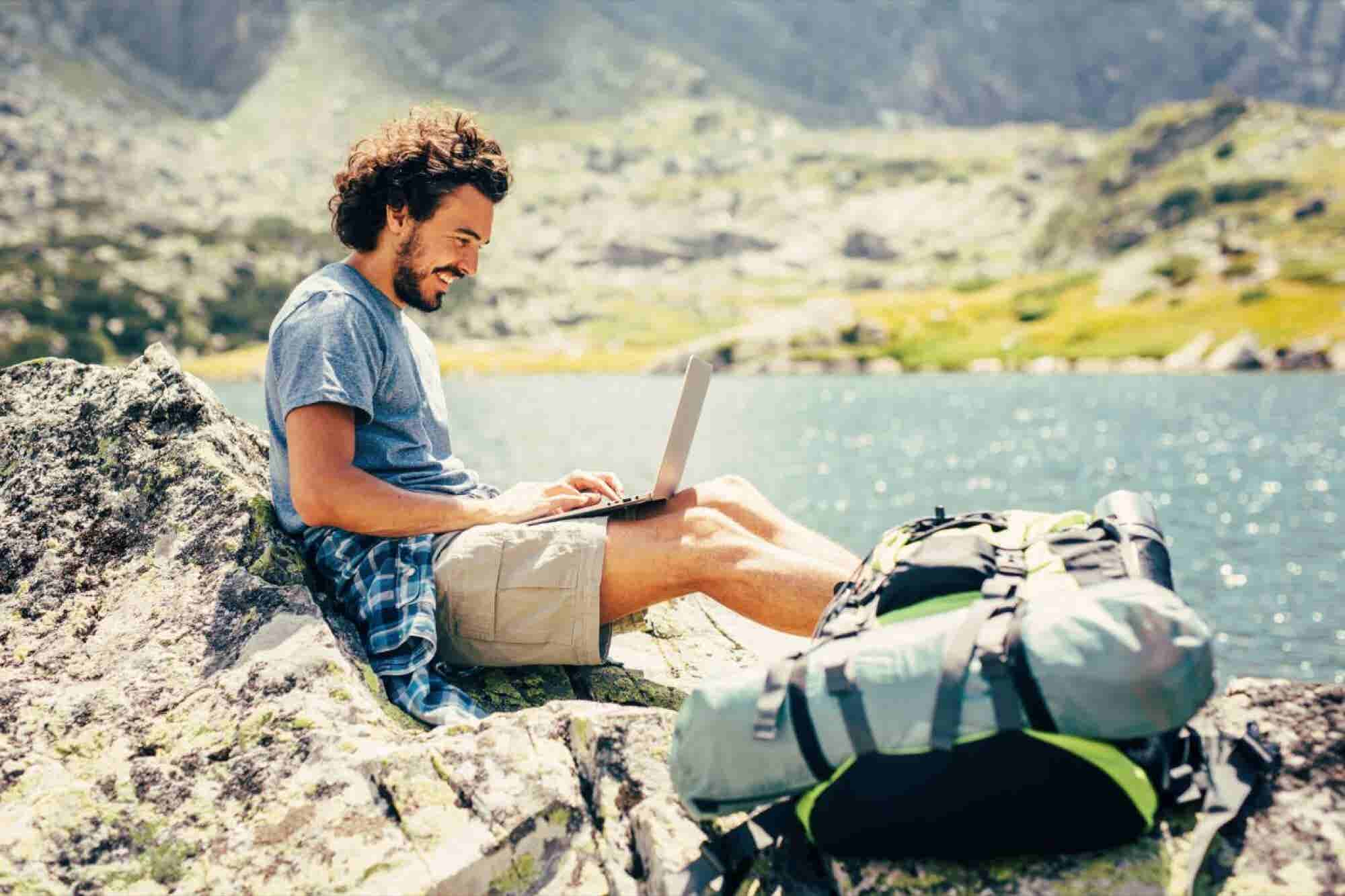 There Is a 'Wanderlust Gene' but You Can be a Digital Nomad Even Without It