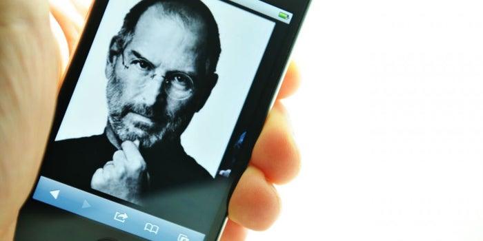 Steve Jobs da lecciones para sumar talento a tu startup