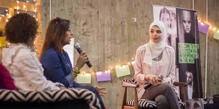 Migrant Women Entrepreneurs Showcase Their Business Ideas At Cairo's Women On The Move