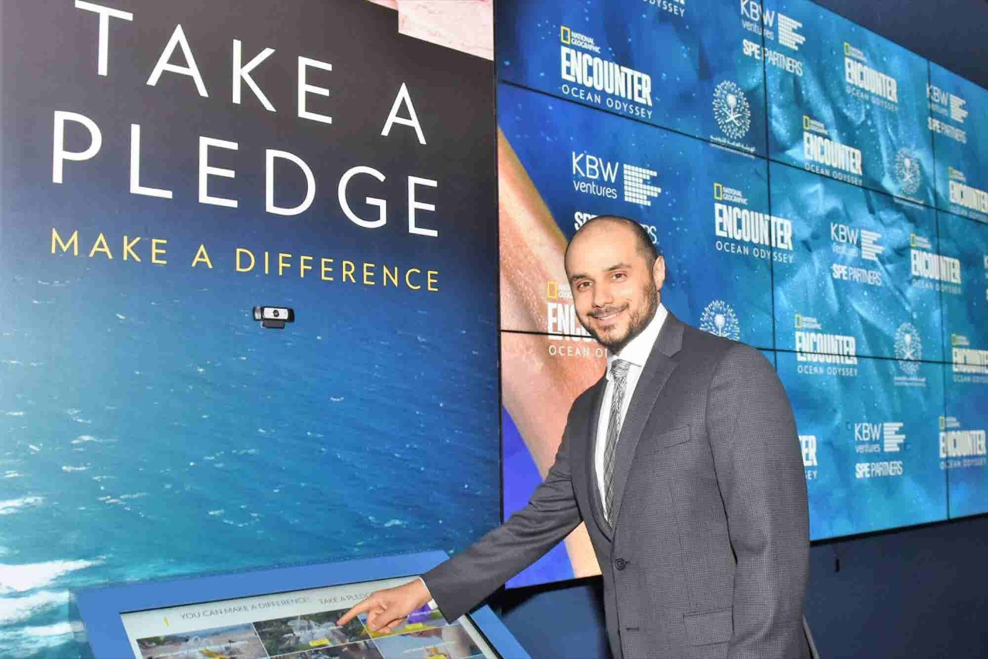KSA's Entertainment Authority And KBW Ventures Bring Nat Geo's Ocean Odyssey To The Kingdom
