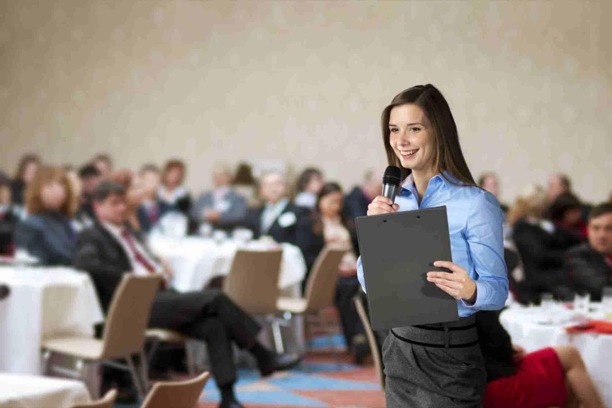 5 tips de los expertos para hablar en público