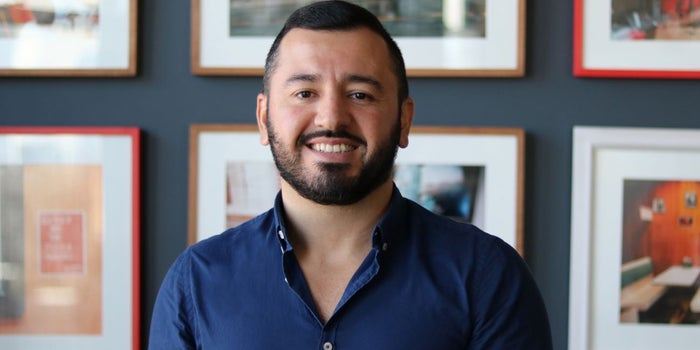 When His Business Model Didn't Work, This Entrepreneur Had to Change Things Up