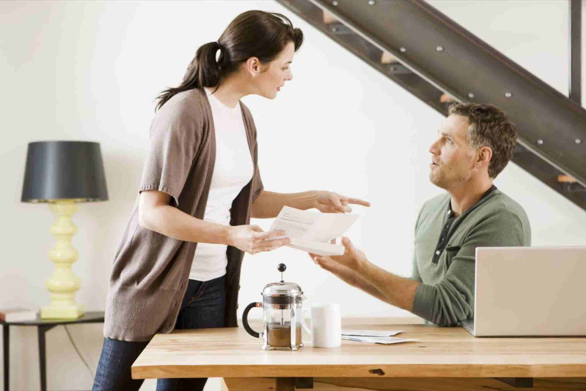 Ask the Relationship Expert: 'I Resent That My Partner Lets Important Tasks Fall Through the Cracks'