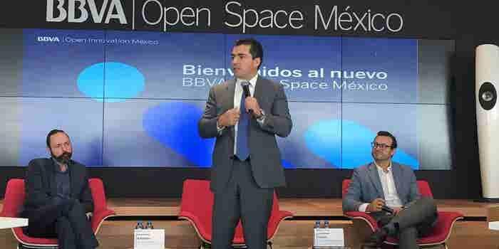 BBVA Bancomer inaugura su Open Space en el piso 33 de la Torre BBVA