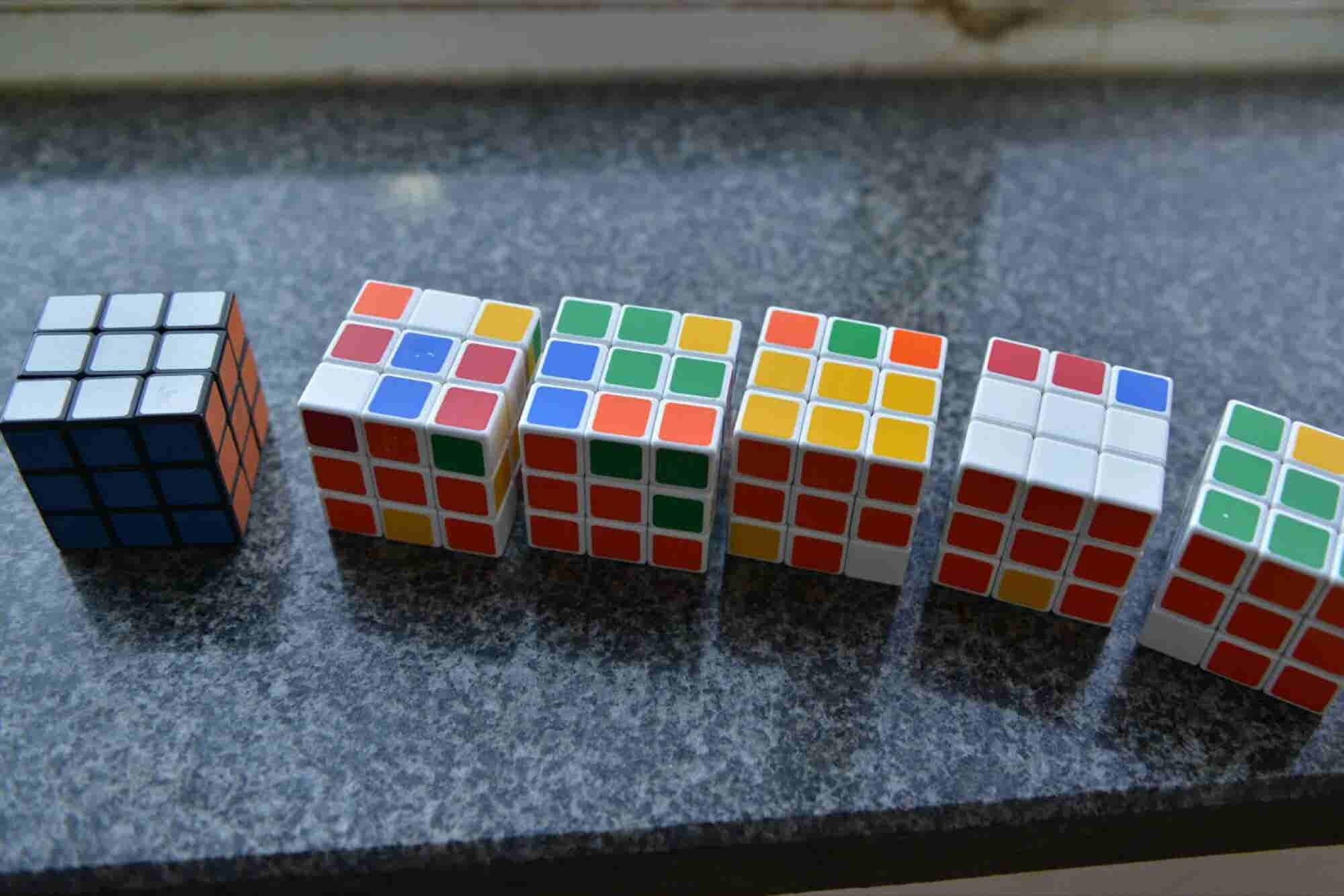 Brain Break: Watch This 12-Year-Old Boy Solve 3 Rubik's Cubes While Ju...