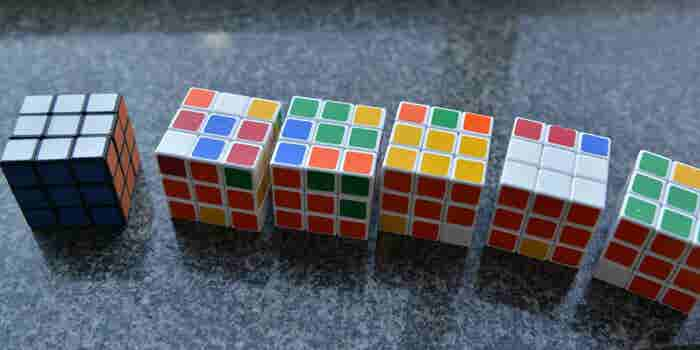 Brain Break: Watch This 12-Year-Old Boy Solve 3 Rubik's Cubes While Juggling Them