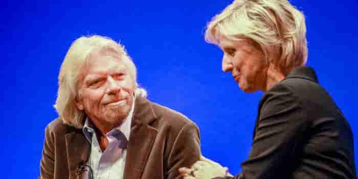 Las 25 frases favoritas de Richard Branson