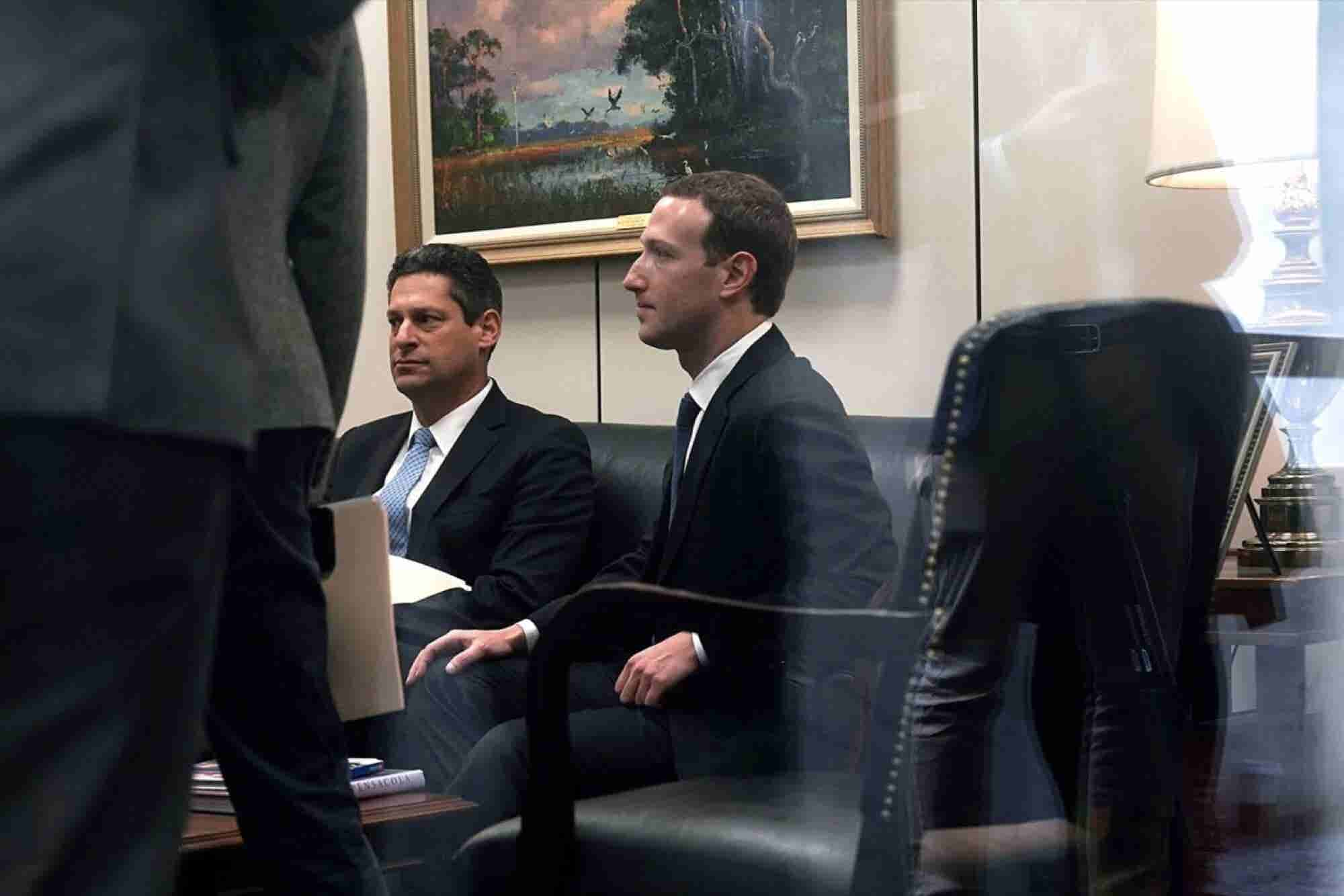 Here's What Mark Zuckerberg's Testimony Could Mean for the Future of F...