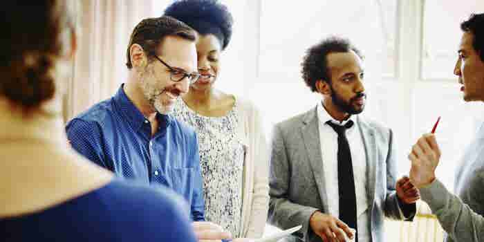 Collaboration Works Best With Diverse Collaborators