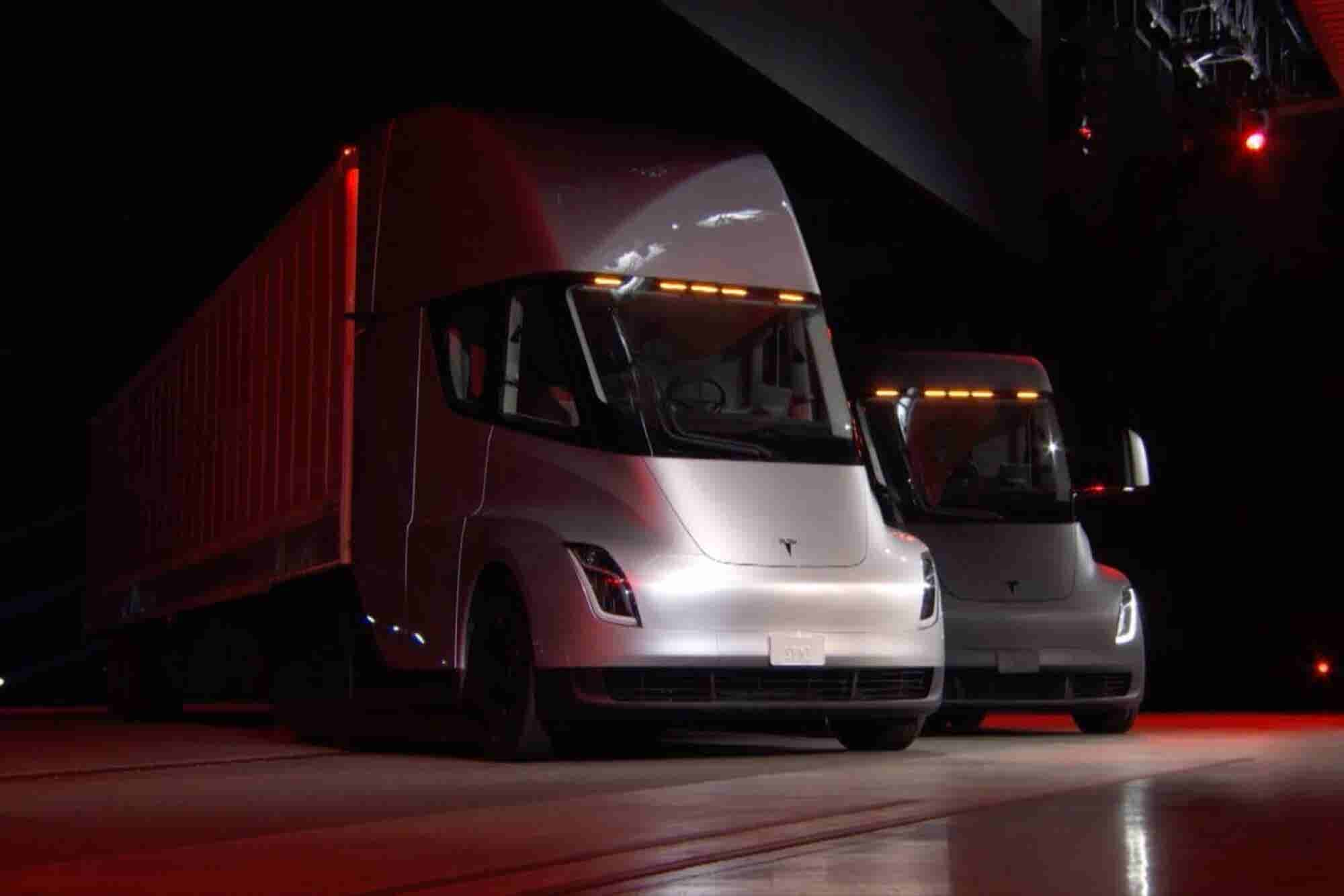 Tesla's New Semi Could Change Shipping As We Know It