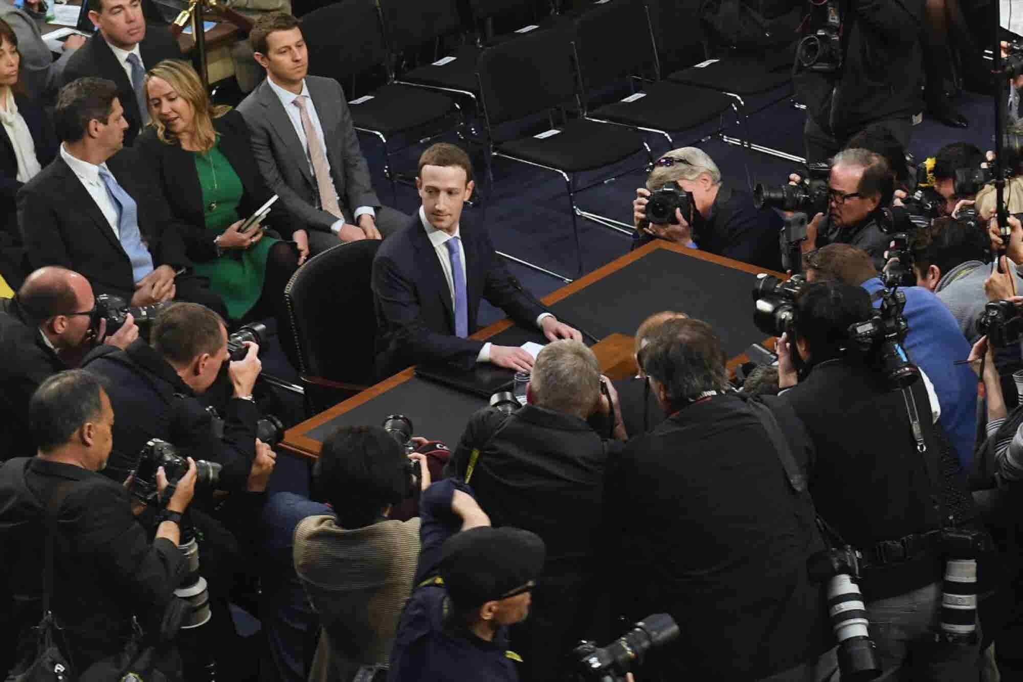 Zuck Goes to Washington and Makes $3 Billion. Here Are 3 Things to Know Today.