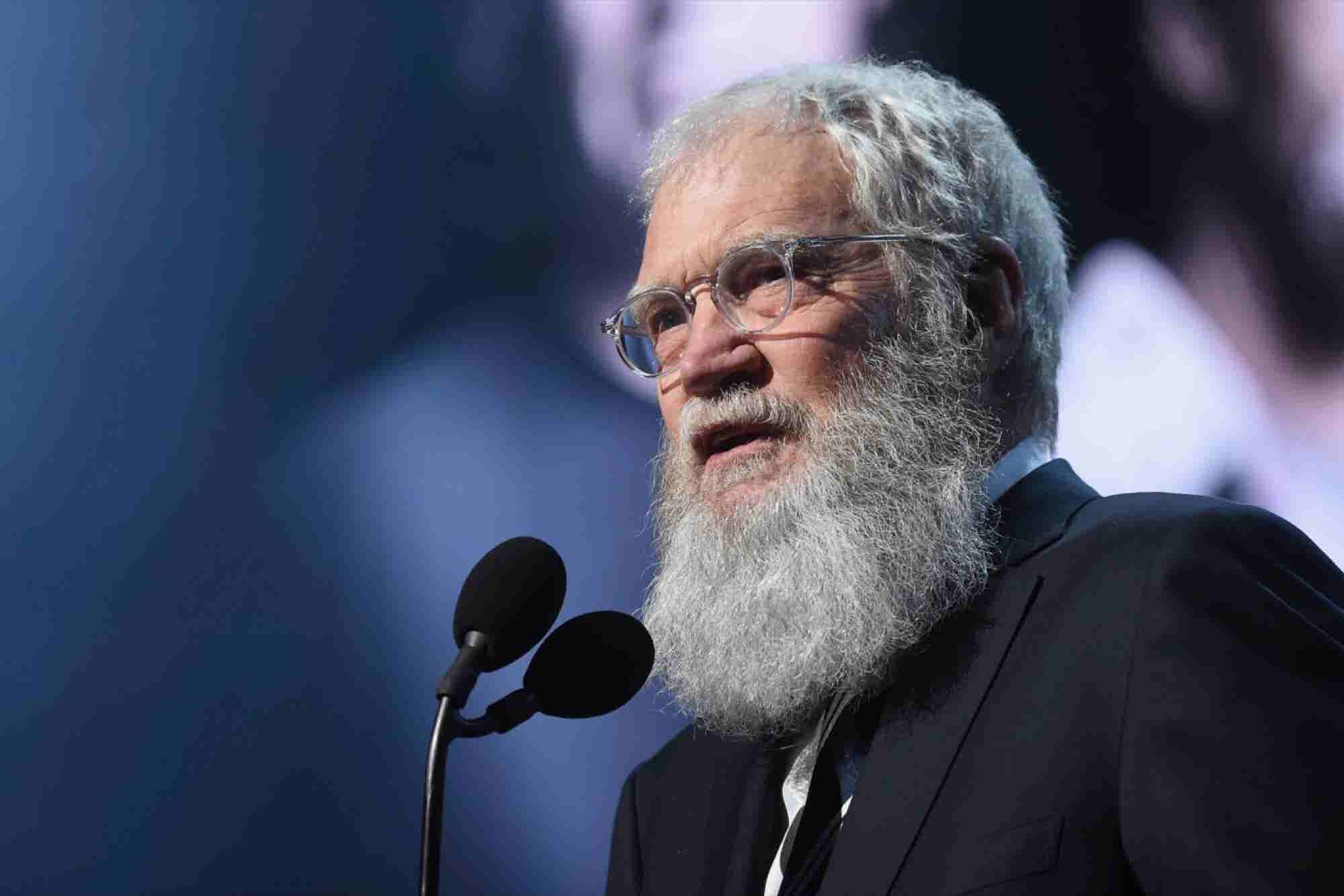 9 Hilarious and Inspiring Quotes From Talk-Show Extraordinaire David Letterman